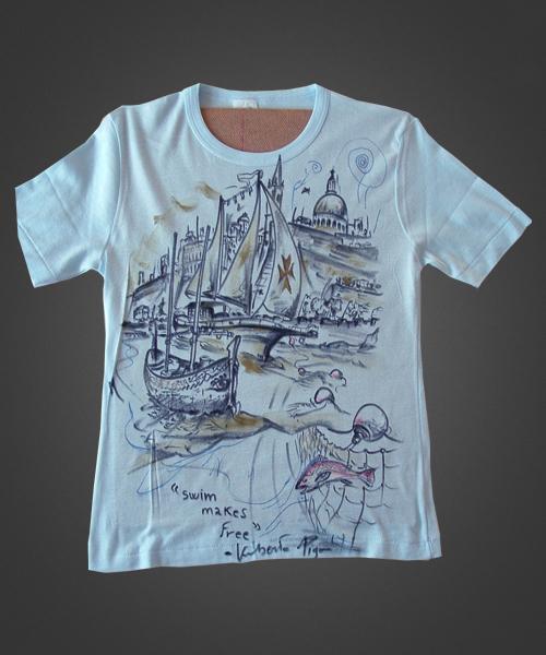 T-shirt 034